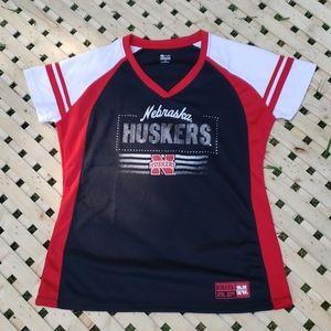 Knights Apparel Nebraska Huskers Jersey